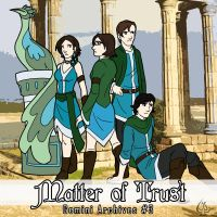 Matter of Trust - Cover by acegallagher
