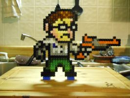 The angry video game nerd by fate82