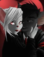Max and Eve by KodyYoung