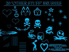 Other stuff brushes by OMFGman