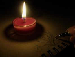 Candle light inspirations by Leaush