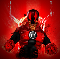 Red Lantern by fopninja1