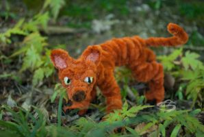 Fossa on the Prowl by Leo-tux