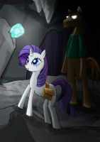 rarity, stop... by roshichen