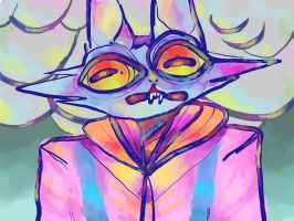 first deviant art post! by cattlamp