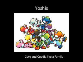 Yoshis by annonmyous