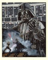 Darth Vader by Richard Hennemann by Def-Force