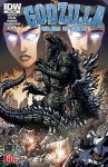 Godzilla Rulers of Earth #16 cover by KaijuSamurai