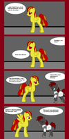 DoomKeiser, Sundrao and Buster - Final Moments by Imp344