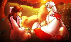 Inuyasha: The Courtship Of Youkai by Hedonistbyheart