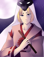 Waka of the Moon Tribe by DreamAngel-Ren