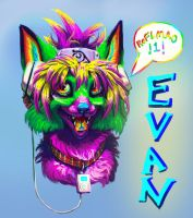 Real Evan by FablePaint