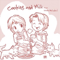 FFTactics - Cookies and Milk by jingster