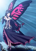 Black Lotus - Accel World by Teal-Lorca