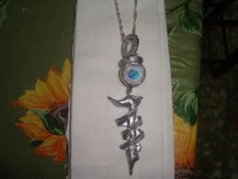 Serah or Snow necklace 7 by Claire-Leonhart