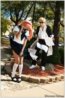 Naruto: Got a Glimpse by CosplayerWithCamera