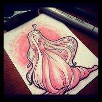 Princess Bubblegum by khallion