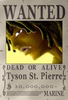 Tyson St. Pierre by Beng91