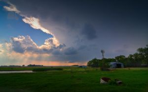 The Oncoming Storm by MattGranzPhotography