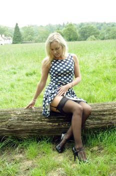 Carol outdoor Countryside by PiaSummer