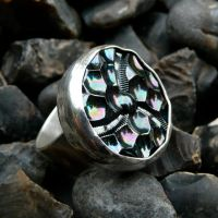 Button Blank Ring by Wabbit-t3h