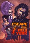 Escape from New York by spidermanfan2099