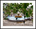 Meet Me At Trafalgars Square by hausfrau
