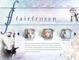 Fairfrozen Webpage 2 by SapphireStar4eva