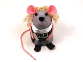 River Song Mouse by The-House-of-Mouse