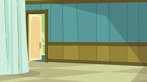 Hospital Room Background by SilverMapWolf