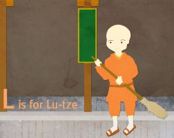 L is for Lu-Tze by whosname