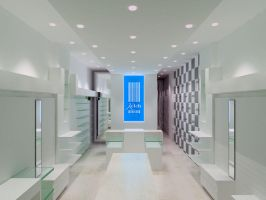 Accessories Store by architects