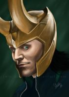 Loki by 14th-division