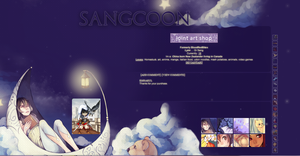 Profile for Sangcoon by 2cq