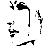 Tearful Stencil by lilith-noble
