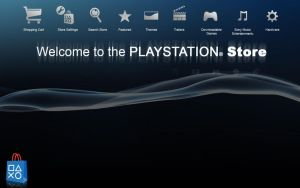 PS3 Store Concept 1 by cruzaderazn