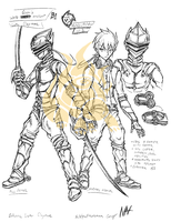 Luster Claymore Ref Sheet by bulletproofturtleman
