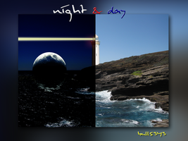 night and day by Bull53Y3