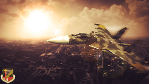 Ace Combat | Yellow 13 Wallpaper by EdwinprGTR