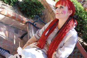 Raggedy Ann by ColorOfConfidence