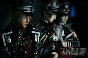 High-ranking officers of RD Army are coming soon 7 by Ringdoll