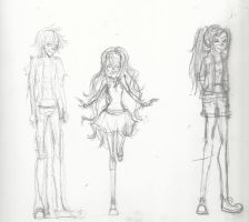 Lucas Rory Lily-Comment please? by CrystalizedFlowers