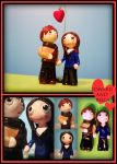 Edward and Bella by candarama-crafts