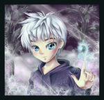 Jack Frost's Magic Touch by Candy-DanteL