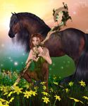 A Keeper of Flora and Fauna by RavenMoonDesigns