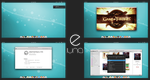 Elementary OS* by Alespana