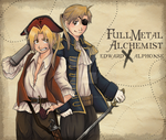 Alchemists of the Caribbean by peace-of-hope
