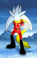 001- Silver the Hedgehog by silveramysaurus07