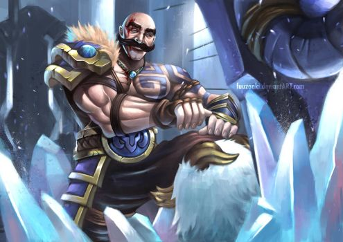 You're safe with Braum by haonguyenly