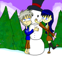 .: Rq : Snowman :. by Rise-Of-Majora